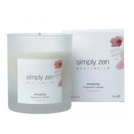 Z.ONE CONCEPT Simply Zen Sensorials Energizing Fragrance Candle 240gr