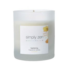 Z.ONE CONCEPT Simply Zen Sensorials Heartening Fragrance Candle 240gr