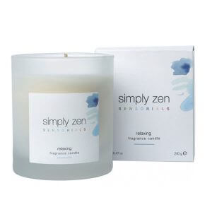 Z.ONE CONCEPT Simply Zen Sensorials Relaxing Fragrance Candle 240gr