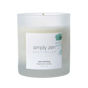 Z.ONE CONCEPT Simply Zen Sensorials Soul Warming Fragrance Candle 240gr