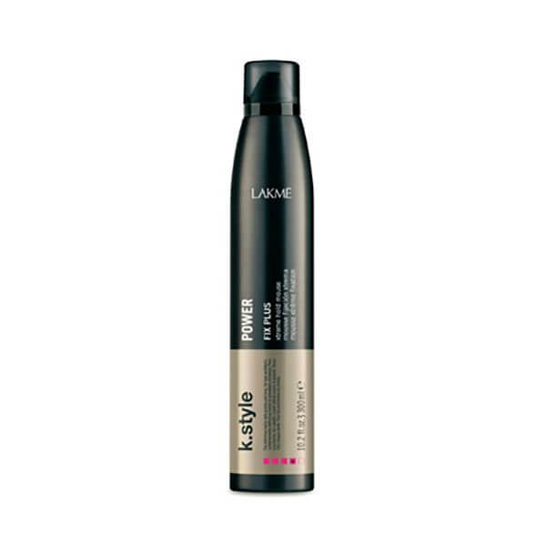 LAKME K.Style Fix Plus Power Extreme Hold Mousse 300ml Spray / Lacca / Mousse
