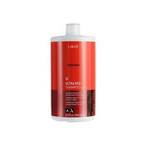 LAKME Teknia Ultra Red Shampoo 1000ml