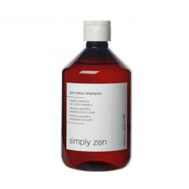 Z.ONE CONCEPT Simply Zen Herbarius Dyes 100% Natural Pre-Colour Shampoo 500ml