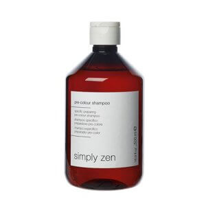 Z.ONE CONCEPT Simply Zen Herbarius Dyes 95% Natural Pre-Colour Shampoo 500ml