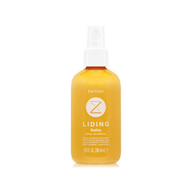 KEMON Liding Bahia Spray Hair&Body 200ml Spray / Lacca / Mousse