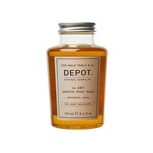 DEPOT Body Solutions No. 601 Gentle Body Wash 250ml