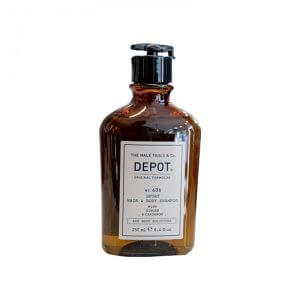 DEPOT Body Solutions No. 606 Sport Hair & Body Shampoo 200ml