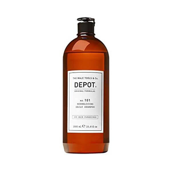 DEPOT Hair Cleansings No. 101 Normalizing Daily Shampoo 1000ml Shampoo