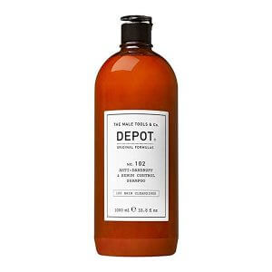 DEPOT Hair Cleansings No. 102 Anti-Dandruff & Sebum Control Shampoo 1000ml