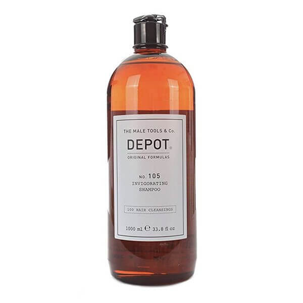 DEPOT Hair Cleansings No. 105 Invigorating Shampoo 1000ml Shampoo