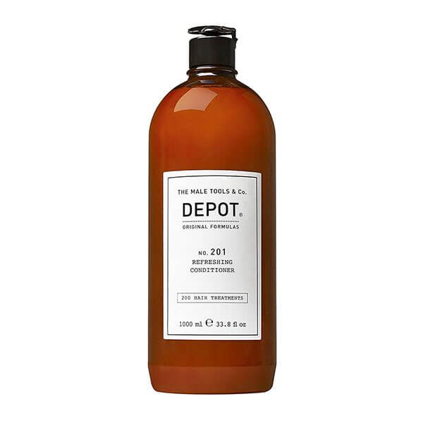 DEPOT Hair Treatments No. 201 Refreshing Conditioner 1000ml Conditioner / Balsami