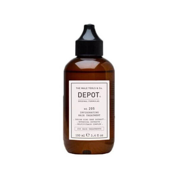 DEPOT Hair Treatments No. 205 Invigorating Hair Treatment 100ml Trattamenti