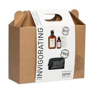 DEPOT Invigorating Promo Kit 1 Travel Pochette