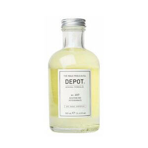 DEPOT No. 407 Restoring Aftershave 500ml