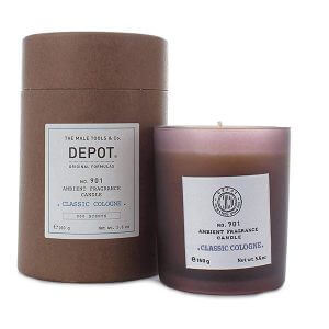 DEPOT Scents No. 901 Ambient Fragrance Candle 160g