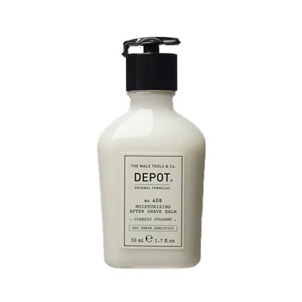 DEPOT Shave No. 408 Moisturizing After Shave Balm 50ml Rasatura Uomo