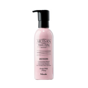 NOOK Artisan Genuine Styling Lisciolina Velvet Smoothing Styling Cream 200ml