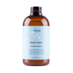 NOOK Beauty Family Comfort Shampoo Delicate Scalp and Hair 500ml