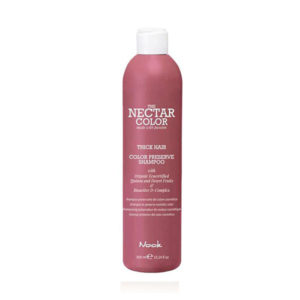 NOOK The Nectar Color Preserve Thick Hair Shampoo 300ml