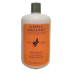 SIMPLY ORGANIC Retreat Color Therapy Treatment 958ml