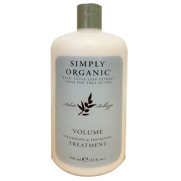 SIMPLY ORGANIC Volume Treatment 958ml Trattamenti