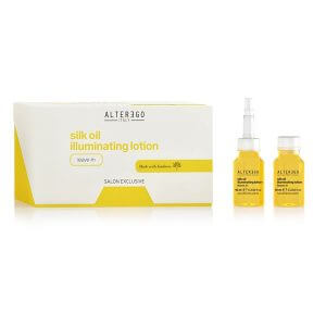 ALTER EGO ITALY Silk Oil Illuminating Lotion 12x10ml