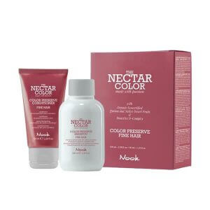NOOK The Nectar Color Preserve Kit Fine Hair