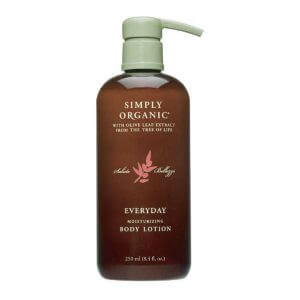 SIMPLY ORGANIC Everyday Body Lotion 251ml