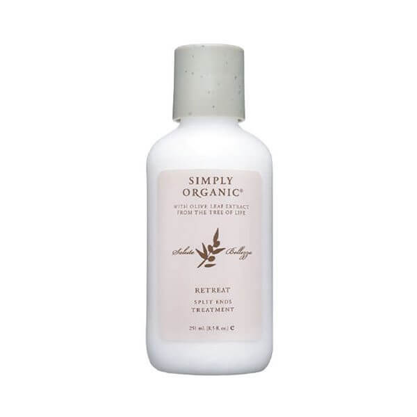 SIMPLY ORGANIC Retreat Split Ends Treatment 251ml Trattamenti