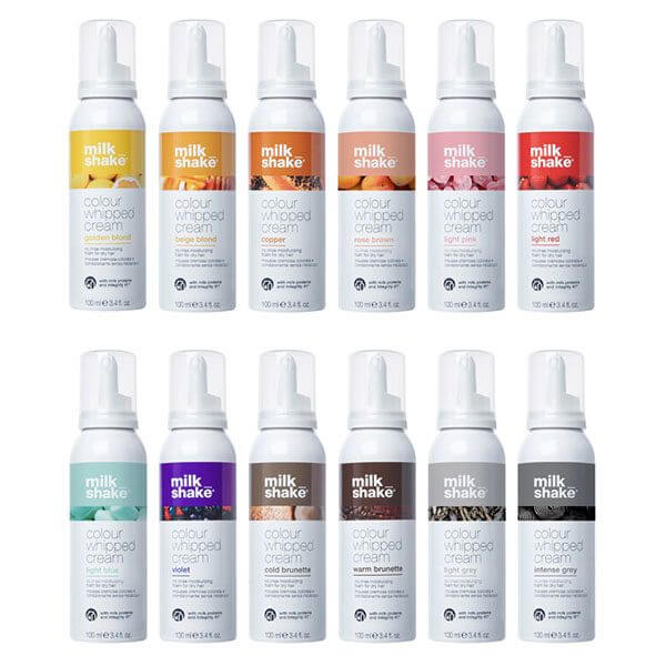 Z.ONE CONCEPT Milk Shake Colour Whipped Cream 100ml Spray / Lacca / Mousse, Tinte / Colori / Ossigeni