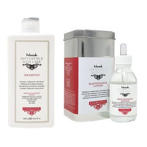 NOOK Difference Hair Care Energizing Treatment Kit