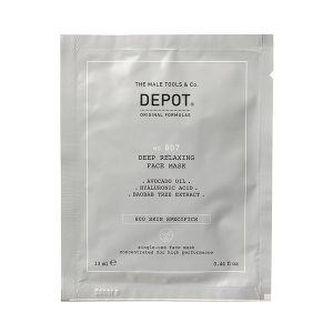 DEPOT Skin Specifics No. 807 Deep Relaxing Face Mask 13ml