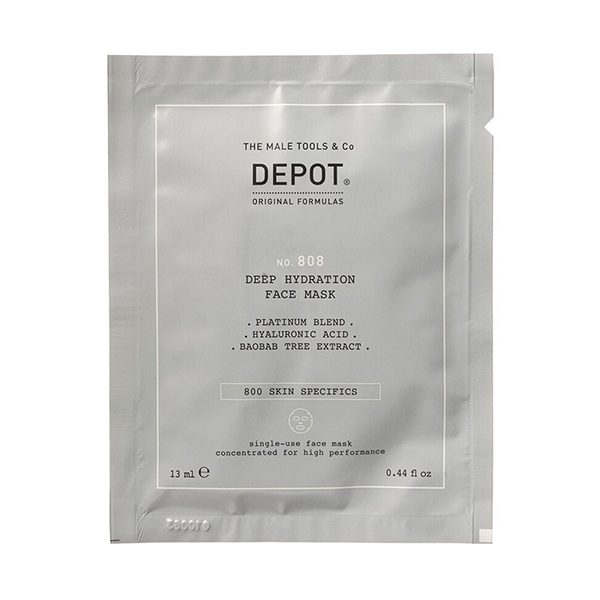 DEPOT Skin Specifics No. 808 Deep Hydration Face Mask 13ml